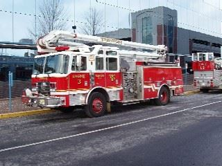 1996 Fire Engine