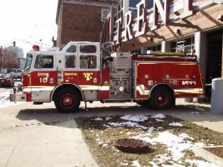 1997 Fire Engine