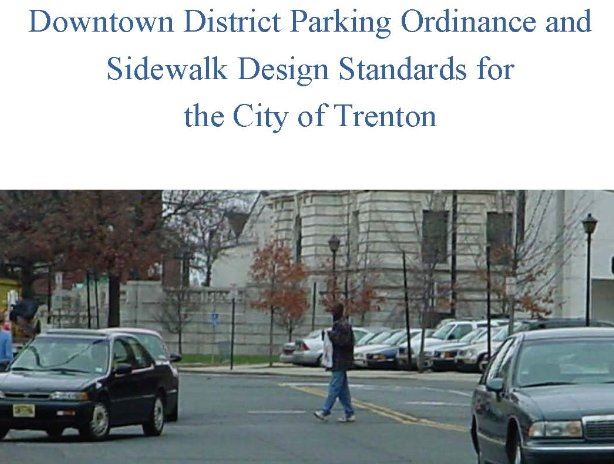 Downtown District Parking and Sidewalk Design Standards