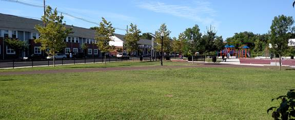 East Trenton Homes and New Greg Grant Park