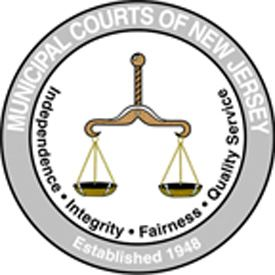 Seal of the Municipal Courts of New Jersey
