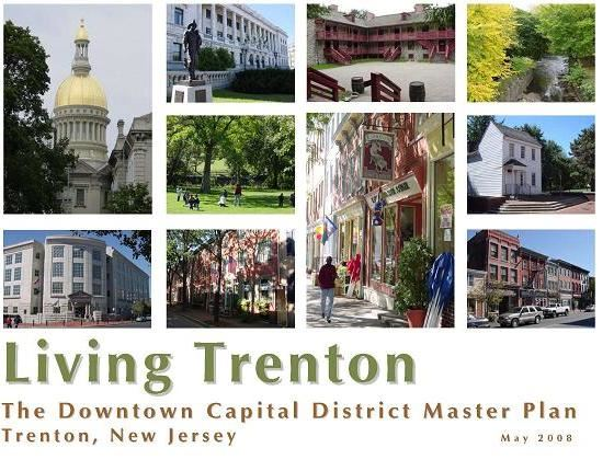 Living Trenton The Downtown Capital District Master Plan Opens in new window