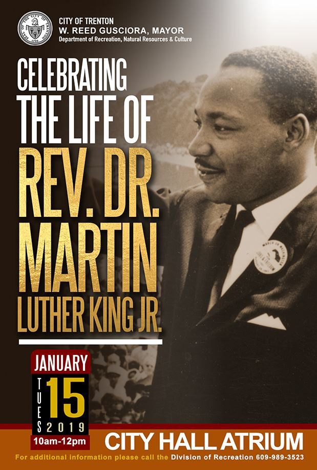 Celebrating The Life Of Reverend Dr_ Martin Luther King Jr