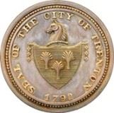 City of Trenton Seal